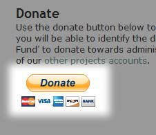 Donate Button View